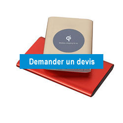 power bank sans fil et filaire