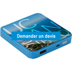 power bank impression quadrichromie